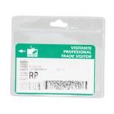 Porte Badge Ifem - 9,5 x 6,7 cm - Objet publicitaire AVEC ou SANS logo - Cadeau client...