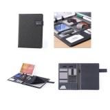 Porte-Documents Power Bank Boozel en Polyester - Objet publicitaire AVEC ou SANS logo...