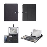 Porte-Documents Power Bank Helmux en Polyester - Objet publicitaire AVEC ou SANS logo...