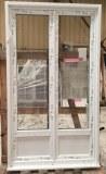 Porte fenêtre PVC blanc