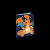 Portfolio A5 Pokemon Dracaufeu