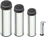 Lot 3 poubelle automatique + distributeur savon