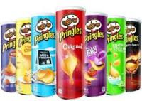 Pringles 165 g - Tous les goûts