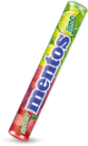 Mentos strawberry/lime