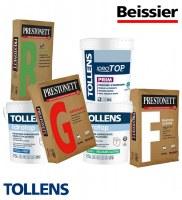 LOT DE PROMO TOLLENS + ENDUIT PRESTONETT