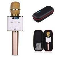 Microphone haut parleur karaoke