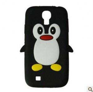 PENQUIN Coque souple silicone pour Samsung Galaxy SIV i9500