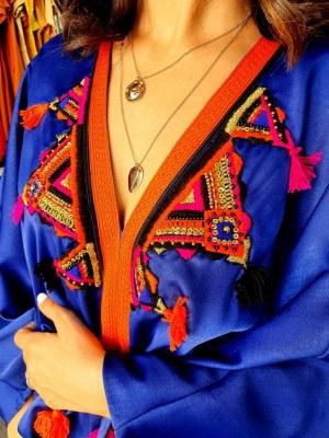Robe, ponchos, jelaba