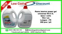 Ramo lessive power gel