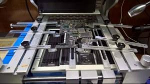 Réparation carte mère Mac, Macbook, iMac, Niveau 4 réparation au composant