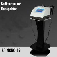 Appareil de radiofréquence monopolaire modèle 2014
