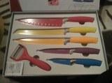 Palette coffret couteaux