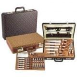 Malette de 25 couteaux en Inox, Royalty Line RL_K25LB