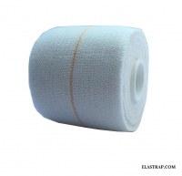Bandes médicales élastiques adhésives souples de strapping sport strappal elastrap