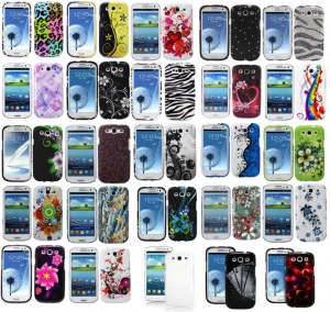 Lot cover Samsung / Apple