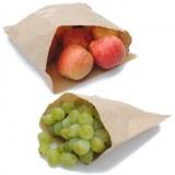Sacs sachet en Papier Kraft Brun pour Bijoux Fruit Légumes 0,5 kilos