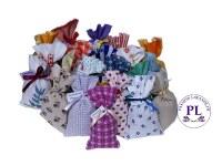 Sachets de lavandin en tissus 1.25 €