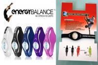 Lot de 315 bracelets Energy Balance