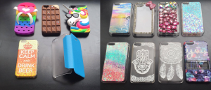 Lot Coques/Étuis iPhone 5c