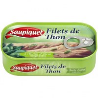 SAUP FLTS THON HUIL OLIVE 115G