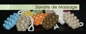 LOT DE 200 SAVONS DE MASSAGE 125GRS