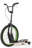Trotinette melange de BMX et skate