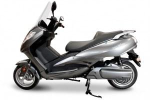 Maxi scooter électrique 125 cm³ 9000 watts équivalent 125cc - Autonomie 220 km - Vitess...