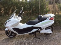 SCOOTER ELECTRIQUE SANYOU125 CC NEUF