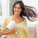 SHOP-STORY - VENTIO : Sèche-Cheveux Ionique Pliable avec Accessoires