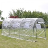 Serre tunnel PVC 8.5m²