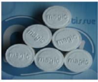 Serviettes magiques