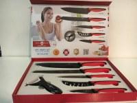 Set couteaux 6 pièces