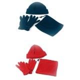 """Set """"Pirena"""" Polaire - Objet publicitaire AVEC ou SANS logo - Cadeau client - Gift - CO..."""