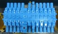 Distributeur hydraulique bouteur SHANTUI