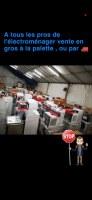 Gros électroménager lots fours lave linge réfrigérateurs sèche linge