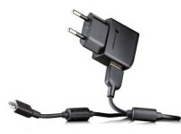 Sony Ericsson EP800 Mini Chargeur de Voyage Micro USB + Câble Micro USB Sony 1M