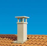 Sortie de toit Tradinov carrée