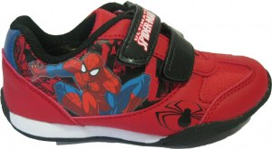 Baskets Spiderman pour enfants garçons - Licence
