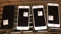 Lot iphone 288p ecran cassé