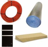 Lot Destockage PER - Isolant - Radiateur - Modules plafond