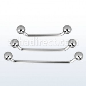 Grossiste Piercing Acier Chirurgical Industrial Barbell
