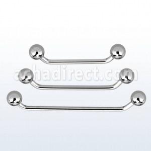 Grossiste Piercing Acier Chirurgical Industrial Barbell