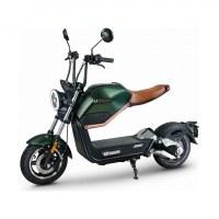 KIREST Fournisseur Scooter électrique homologué route Sunra Miku Max 800W - Stock en Fr...