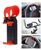Support voiture Universelle HDEO pour smartphone Attache au Volant