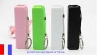 Power bank / Batterie externe smartphone /2600mAh