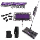 Swivel Sweeper Max - Le Balai Électrique Sans Fil