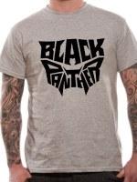 Destockage t-shirts BLACK PANTHER Marvel licence officielle