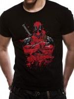 Destockage t-shirts DEADPOOL licence officielle