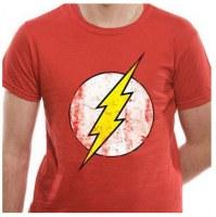 Destockage de t-shirts FLASH licence officielle