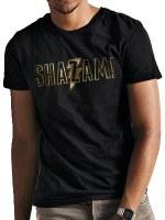 Destockage t-shirts SHAZAM licence officielle